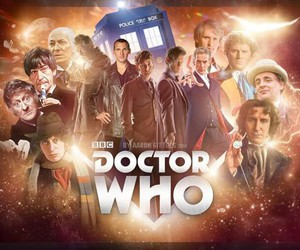 doctor who, tenth, and eleventh image