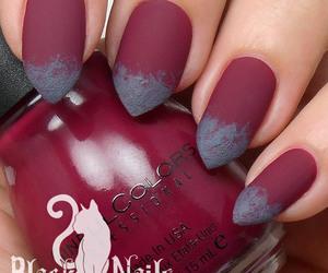 nail, nails, and tumblr image
