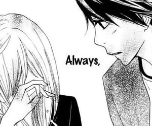 forever, manga, and love image