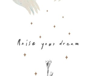 Dream, quotes, and keepongoing image