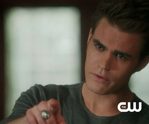 stefan, the cw, and tvd image