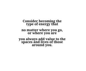 advice, energy, and good life image
