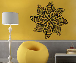 wall decals and yoga image