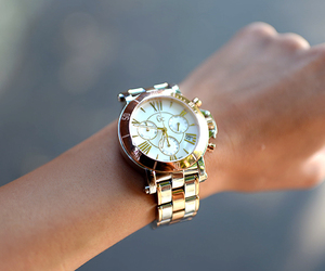 watch, fashion, and luxury image