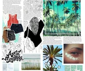 blue, shorts, and summer image