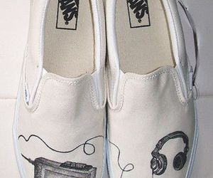 shoes and music image