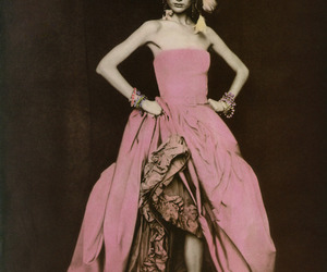 dress, girl, and paolo roversi image