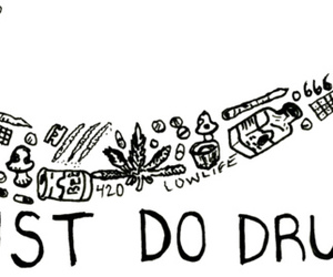 drugs, weed, and lsd image