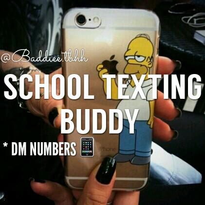 Buddy texting Find a