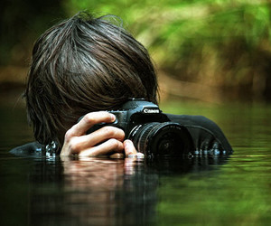 photography, camera, and boy image