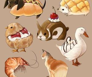 animal, food, and cute image
