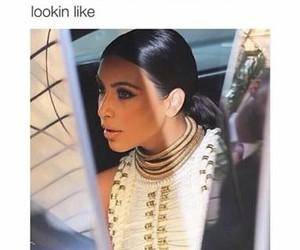 funny, kim kardashian, and age image