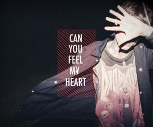 bmth, music, and love image