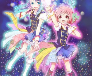 akb0048 and anime image