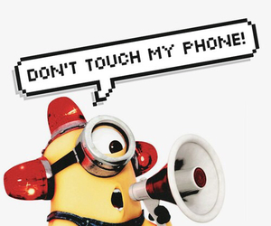 minions, wallpaper, and phone image