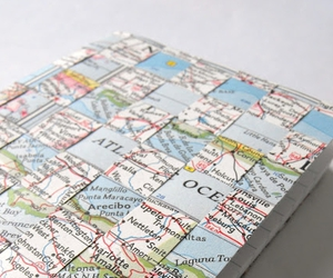 map and notebooks image