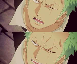 one piece and zoro image