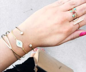 accessories, bling jewelry, and fashion image