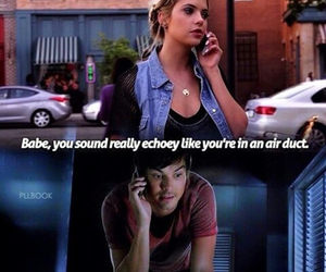 pll, caleb, and hanna image