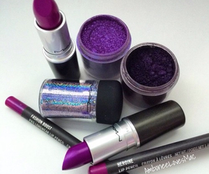 makeup, love, and cute image
