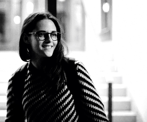black and white, kristen stewart, and perfect image