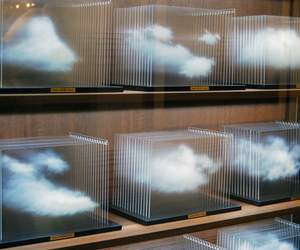 cloud and glass image