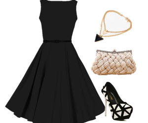 fashion, bags, and dresses image