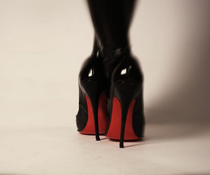 heels, miss mosh, and shoes image