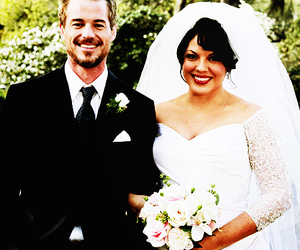 grey's anatomy, mark sloan, and callie torres image