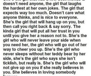 girl, quotes, and me image