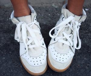 shoes, fashion, and Isabel marant image