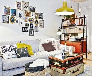 design, sofa, and interior image
