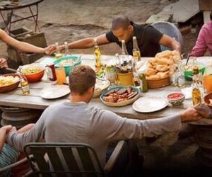 paul walker, Vin Diesel, and family image