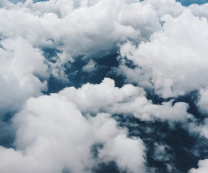 clouds, cloud porn, and white image
