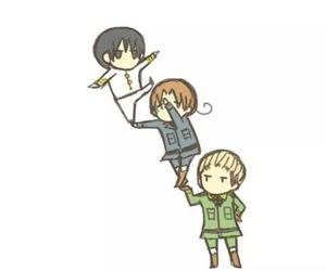 anime, aph, and fun image