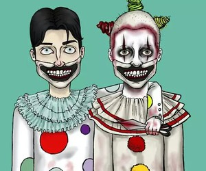 american horror story, ahs, and twisty image