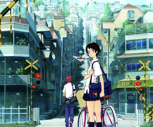 anime and the girl who leapt through time image