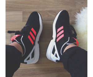 adidas, black, and coolest image