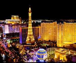 Las Vegas and my happy place image