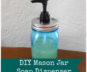 diy, mason jar, and mason jars image