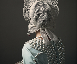 Couture, fashion, and dress image