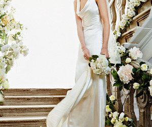 bridal, gold, and Couture image