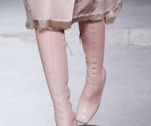 boots, 2015, and Couture image