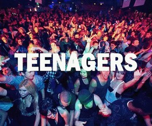 teenager, party, and young image