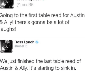 r5, ross lynch, and austin and ally image