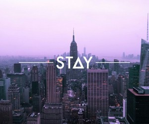 new york, stay, and travel image