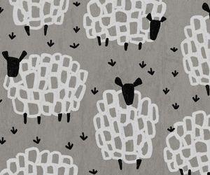 sheeps, wallpaper, and cute image