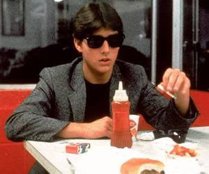 80s, Tom Cruise, and risky business image