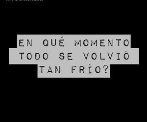 love, cry, and frases image