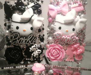 hello kitty and barbie image